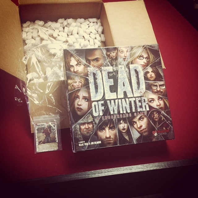 dead of winter arrived