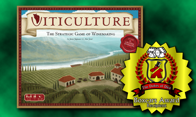 Boxcars Viticulture