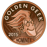 Golden Geek 2015 Nominee