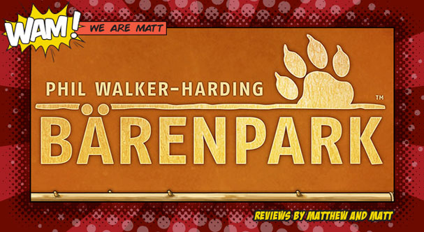 Hitting It Out Of The Park A Review Of Barenpark The Dukes Of Dice